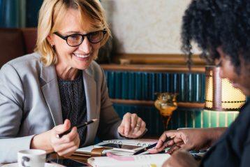 woman project management